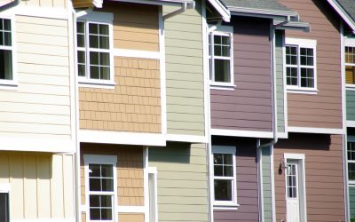 Siding Colours & Styles for 2020